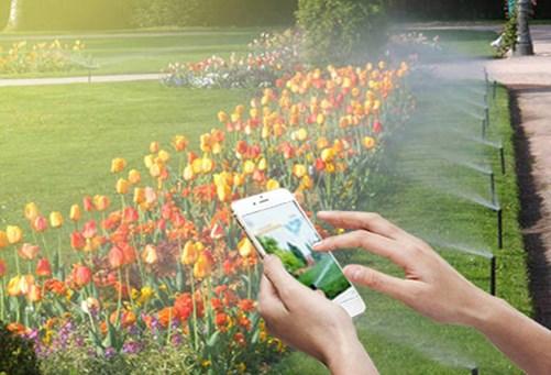 智慧园林灌溉解决方案