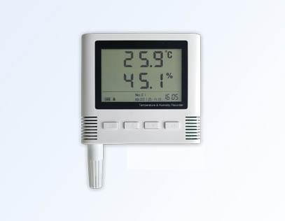 以太网大屏温湿度记录仪