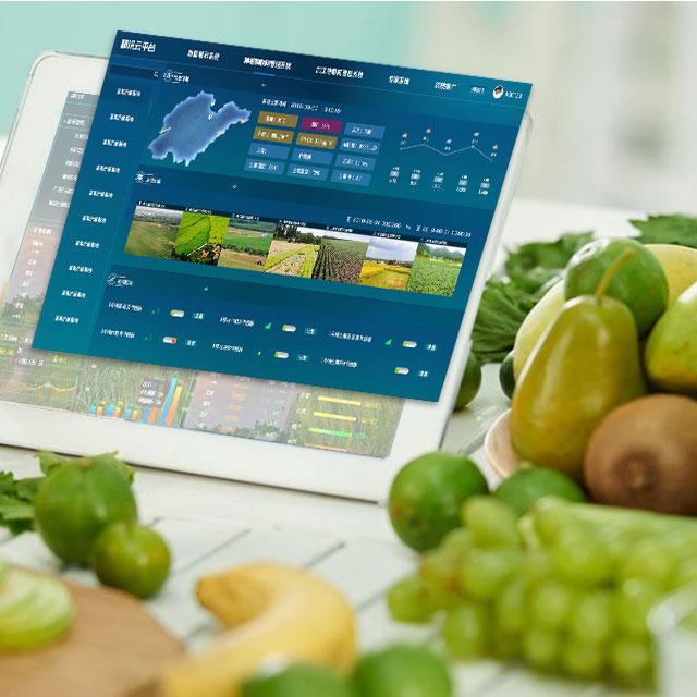 农产品溯源平台